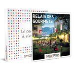 Relais des gourmets Coffret cadeau Smartbox Quoi de plus réjouissant... par LeGuide.com Publicité