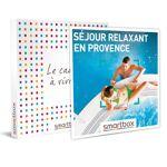 Séjour relaxant en Provence Coffret cadeau Smartbox Voici une sélection... par LeGuide.com Publicité