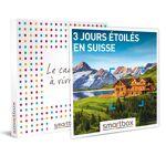 3 jours étoilés en Suisse Coffret cadeau Smartbox Invitation à l'exploration... par LeGuide.com Publicité