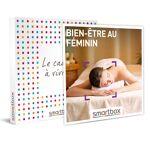 Bien-être au féminin Coffret cadeau Smartbox Chaque femme est unique... par LeGuide.com Publicité