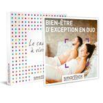 Bien-être d'exception en duo Coffret cadeau Smartbox Grâce à ce... par LeGuide.com Publicité
