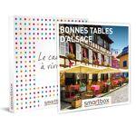 Bonnes tables d'Alsace Coffret cadeau Smartbox Voici une délicieuse... par LeGuide.com Publicité