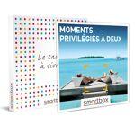 Moments privilégiés à deux Coffret cadeau Smartbox De merveilleux instants... par LeGuide.com Publicité