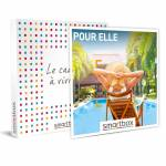Pour elle Coffret cadeau Smartbox Profiter des petits plaisirs de la... par LeGuide.com Publicité