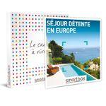 Séjour détente en Europe Coffret cadeau Smartbox L'Europe et ses... par LeGuide.com Publicité
