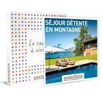 Séjour détente en montagne Coffret cadeau Smartbox L?air vivifiant de... par LeGuide.com Publicité