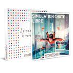 Simulation chute libre Coffret cadeau Smartbox Les amateurs de sensations... par LeGuide.com Publicité