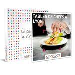 Tables de chefs à Lyon Coffret cadeau Smartbox Lyon, capitale de la gastronomie... par LeGuide.com Publicité