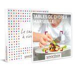 Tables de chefs à Marseille Coffret cadeau Smartbox Aux abords de la... par LeGuide.com Publicité