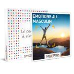 Émotions au masculin Coffret cadeau Smartbox Avec une farandole d'expériences... par LeGuide.com Publicité