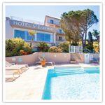 2 nuits pour 2 personnes à l?Hôtel Le Saint-Erasme de Calvi, en Corse... par LeGuide.com Publicité