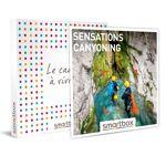Sensations canyoning Coffret cadeau Smartbox Façonnés suite à des milliers... par LeGuide.com Publicité