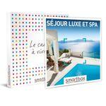 Séjour luxe et spa Coffret cadeau Smartbox Pour un lâcher-prise total,... par LeGuide.com Publicité