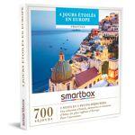 4 jours étoilés en Europe Coffret cadeau Smartbox Découvrir l'Europe... par LeGuide.com Publicité