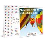 Montgolfière et Bulles en Duo Coffret cadeau Smartbox La Terre vue du... par LeGuide.com Publicité
