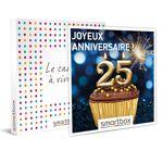 Joyeux anniversaire ! 25 ans Coffret cadeau Smartbox Avoir 25 ans, c?est... par LeGuide.com Publicité