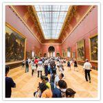 Visite guidée de 2h du musée du Louvre pour 4 personnes Coffret cadeau... par LeGuide.com Publicité