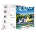 3 jours romantiques en Bretagne Coffret cadeau Smartbox Idéal pour découvrir... par LeGuide.com Publicité