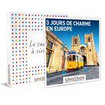 3 jours de charme en Europe Coffret cadeau Smartbox S?échapper en dehors... par LeGuide.com Publicité