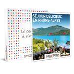 Séjour délicieux en Rhône-Alpes Coffret cadeau Smartbox Avec son riche... par LeGuide.com Publicité