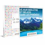 Séjour bien-être et délices dans les Pyrénées Coffret cadeau Smartbox... par LeGuide.com Publicité