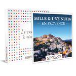 Mille et une nuits en Provence Coffret cadeau Smartbox Tous les éléments... par LeGuide.com Publicité