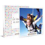 Saut en parachute en tandem pour 2 avec GegeSkydive, à Estrées-Mons Coffret... par LeGuide.com Publicité