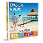Évasion à deux Coffret cadeau Smartbox Quoi de plus enthousiasmant que... par LeGuide.com Publicité