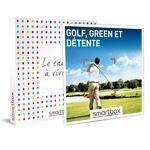 Golf, green et détente Coffret cadeau Smartbox Les golfeurs en herbe... par LeGuide.com Publicité