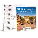Mille et une nuits en Bourgogne Coffret cadeau Smartbox Cap sur la Bourgogne... par LeGuide.com Publicité
