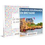 Évasion gourmande en Bretagne Coffret cadeau Smartbox Les remparts de... par LeGuide.com Publicité