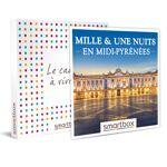 Mille et une nuits en Midi-Pyrénées Coffret cadeau Smartbox Entre reliefs... par LeGuide.com Publicité