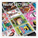 Pause Lecture Coffret cadeau Smartbox Quoi de plus agréable que de recevoir,... par LeGuide.com Publicité
