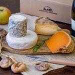 Box fromage fermier et vin à déguster chez soi Coffret cadeau Smartbox... par LeGuide.com Publicité