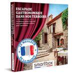 Escapade gastronomique dans nos terroirs Coffret cadeau Smartbox Quelle... par LeGuide.com Publicité