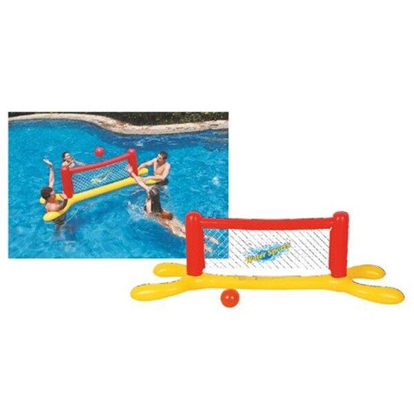 Jilong Jeux piscine Filet de volley gonflable - Jilong