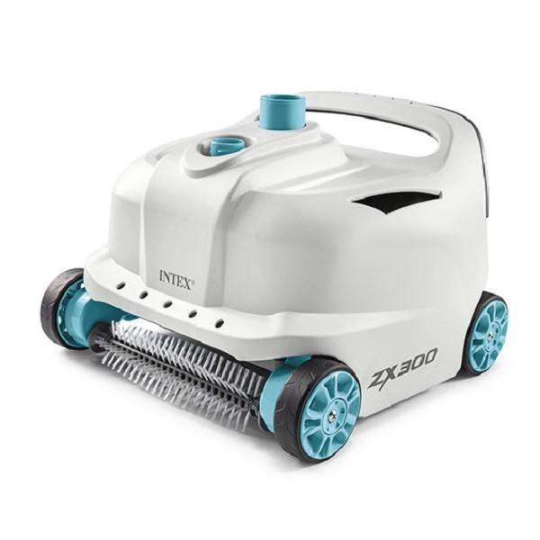 Intex Robot ZX 300 - Intex - Robot piscine hydraulique
