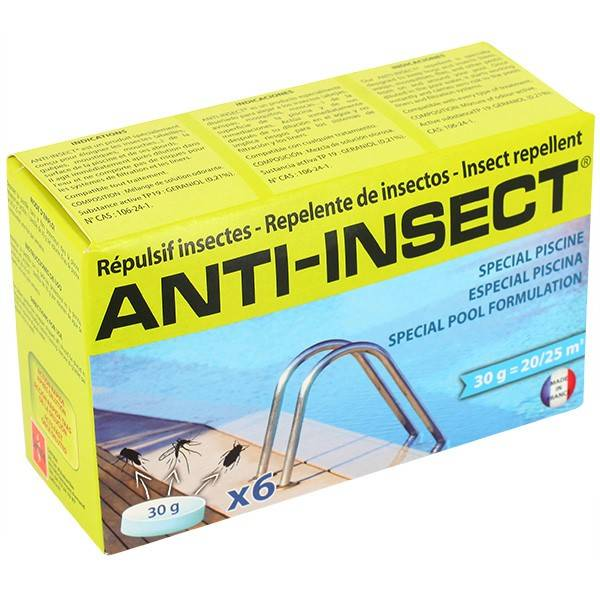 Anti insect - Pastilles de 30g - Générique - Anti-insecte