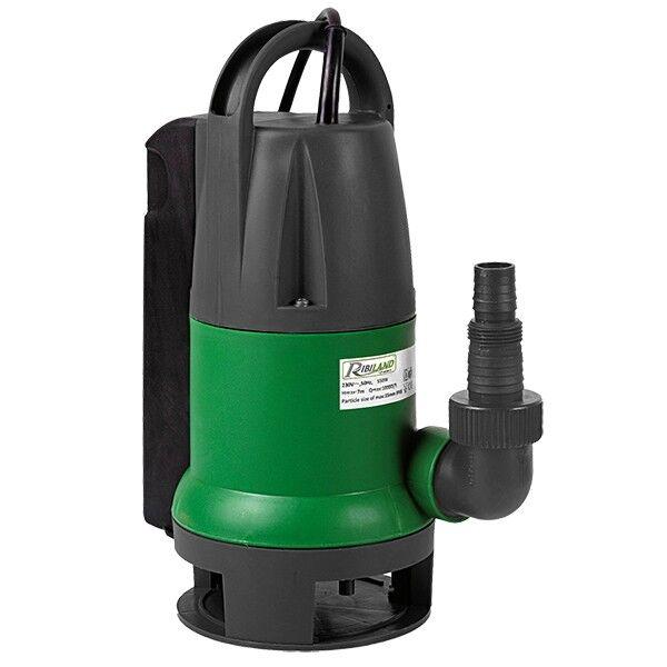 Ribiland Pompe eaux chargées 35/550 AUT/MAN - Ribiland - Pompe de relevage eaux chargées