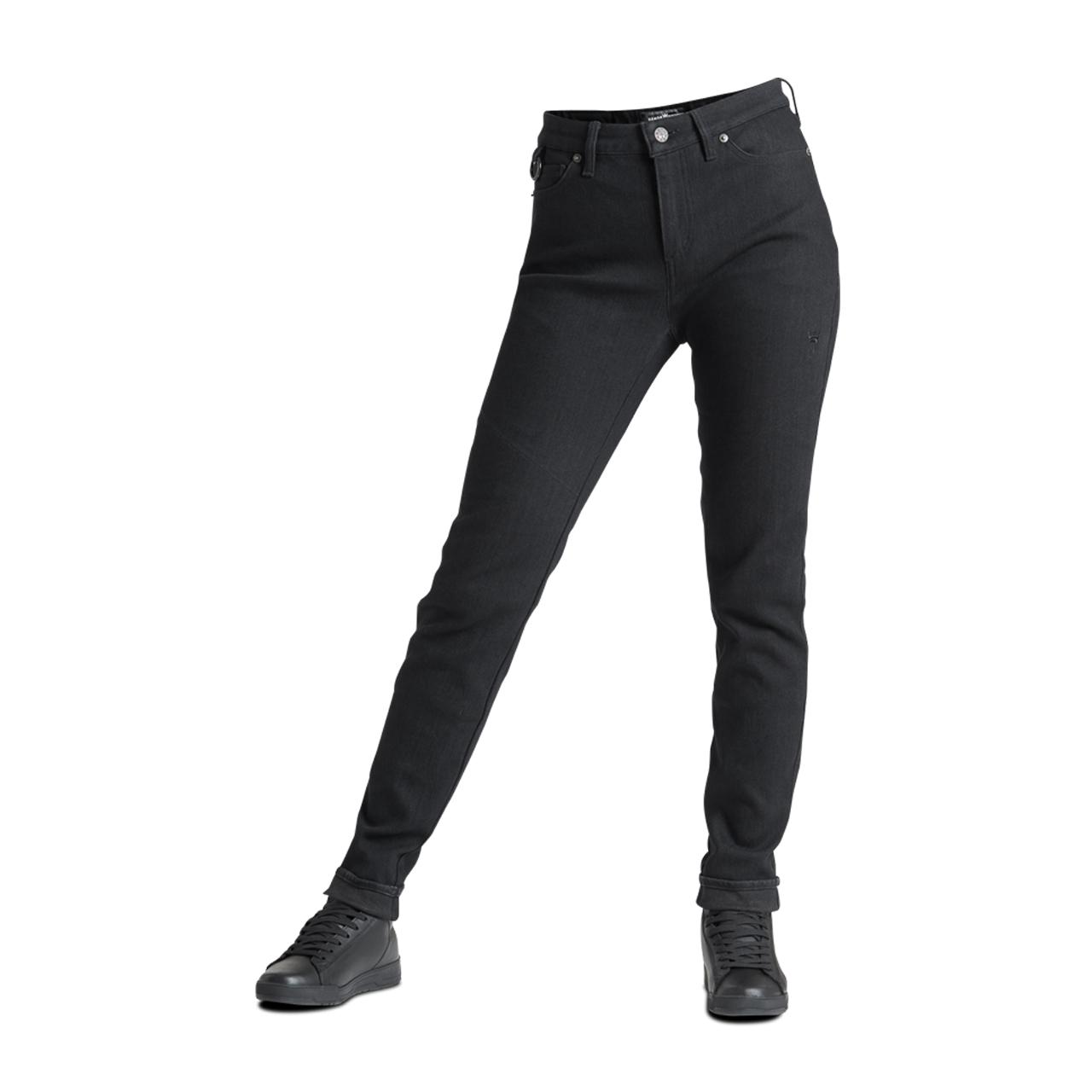 Pando Moto Jean Moto Femme Pando Moto Kissaki Dyn 01 Noir