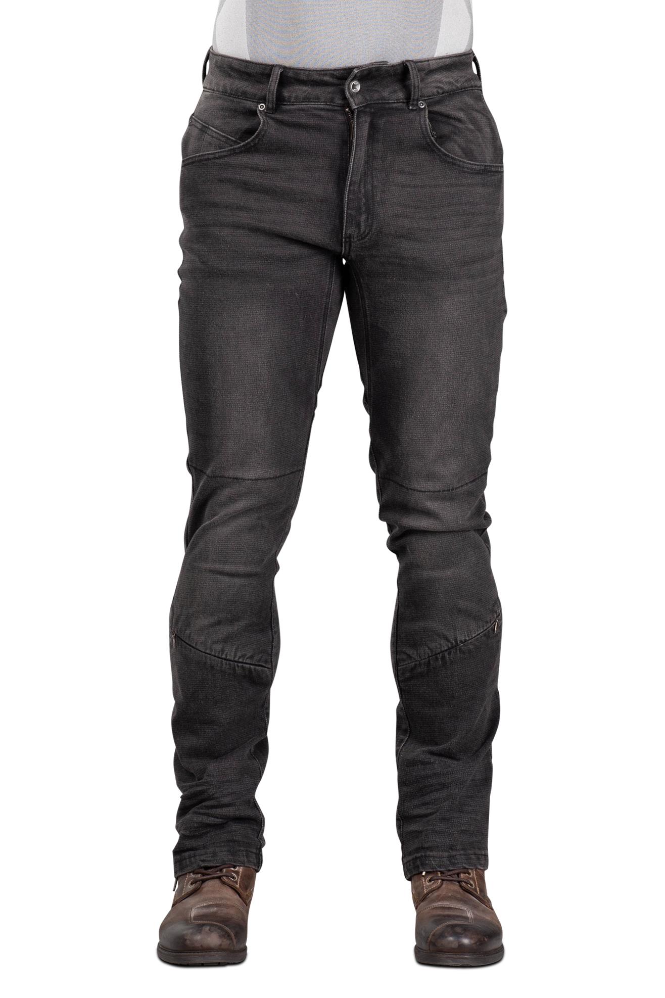 Macna Jean Moto Macna Boxer Covec Noir