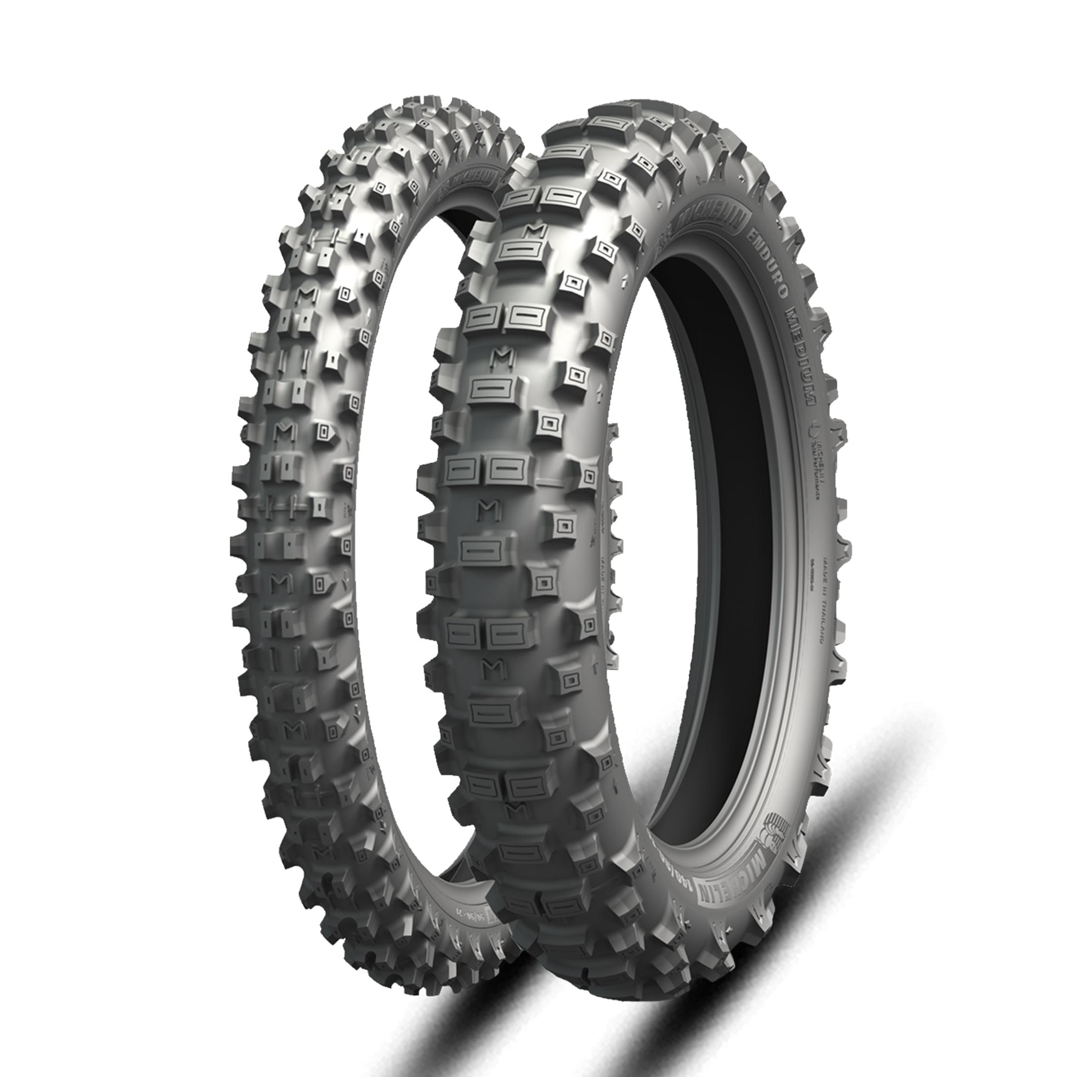 Michelin Pneu Arrière Enduro Michelin Medium 18