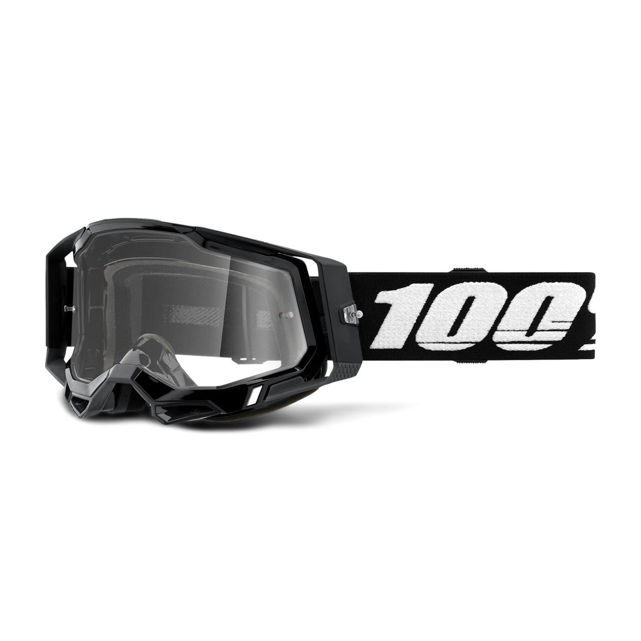 100% Masque Cross 100% Racecraft 2 Noir