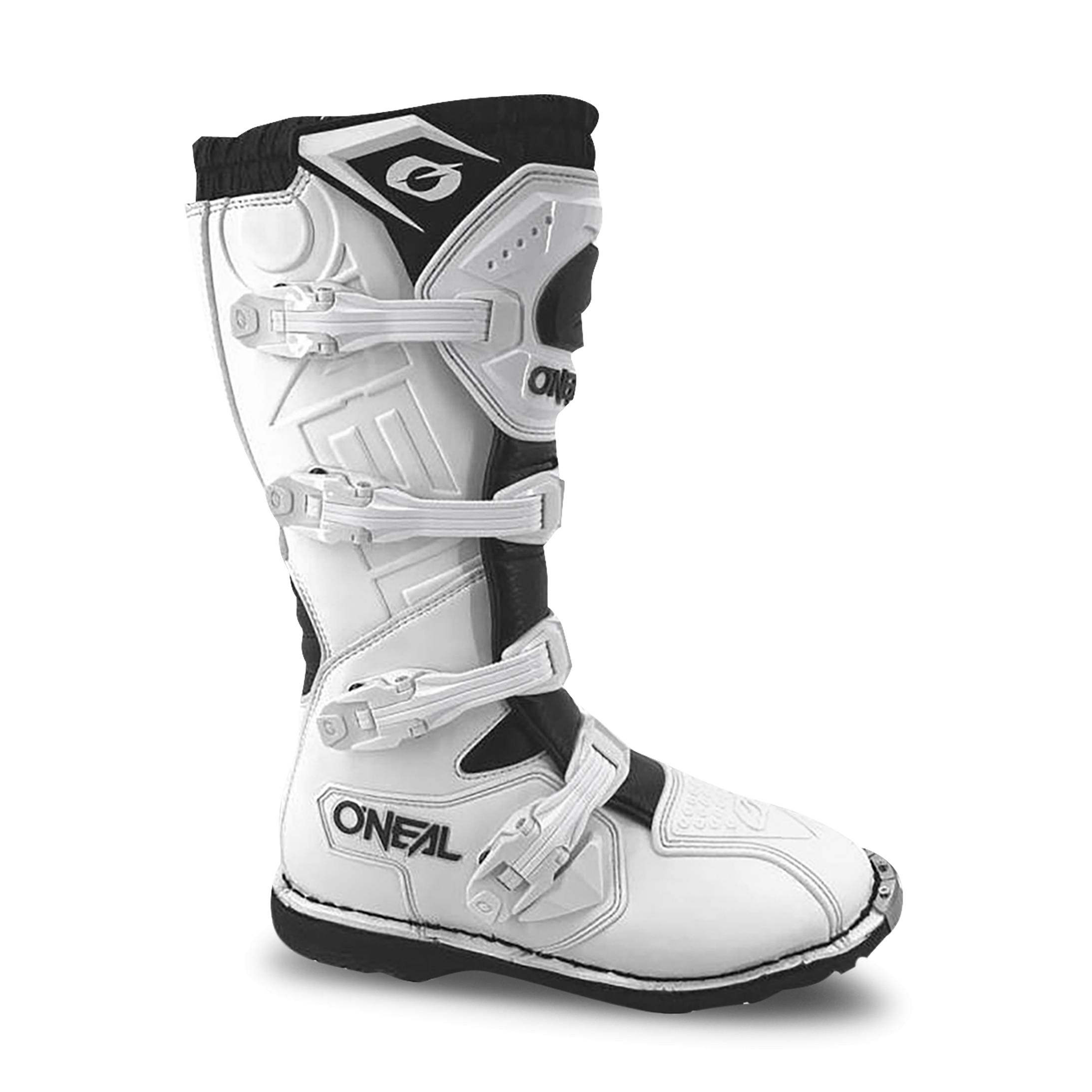 O'Neal Bottes Cross O'Neal Rider Blanches