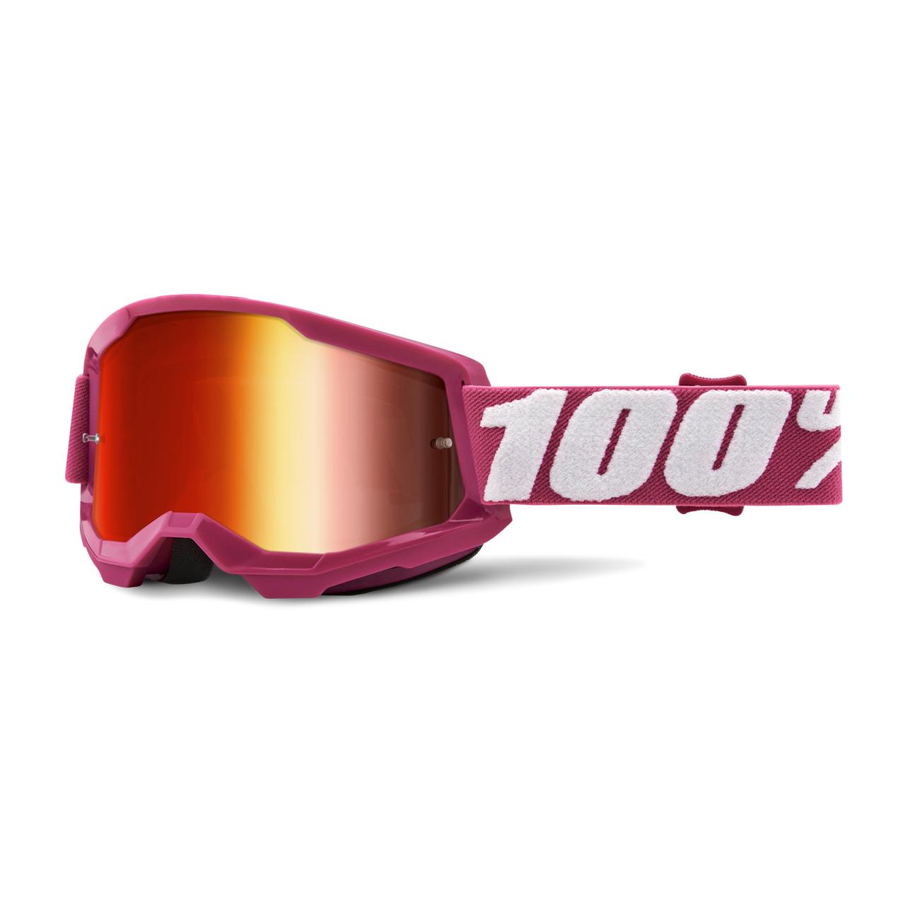 100% Masque Cross 100% Strata 2 Fletcher Rose