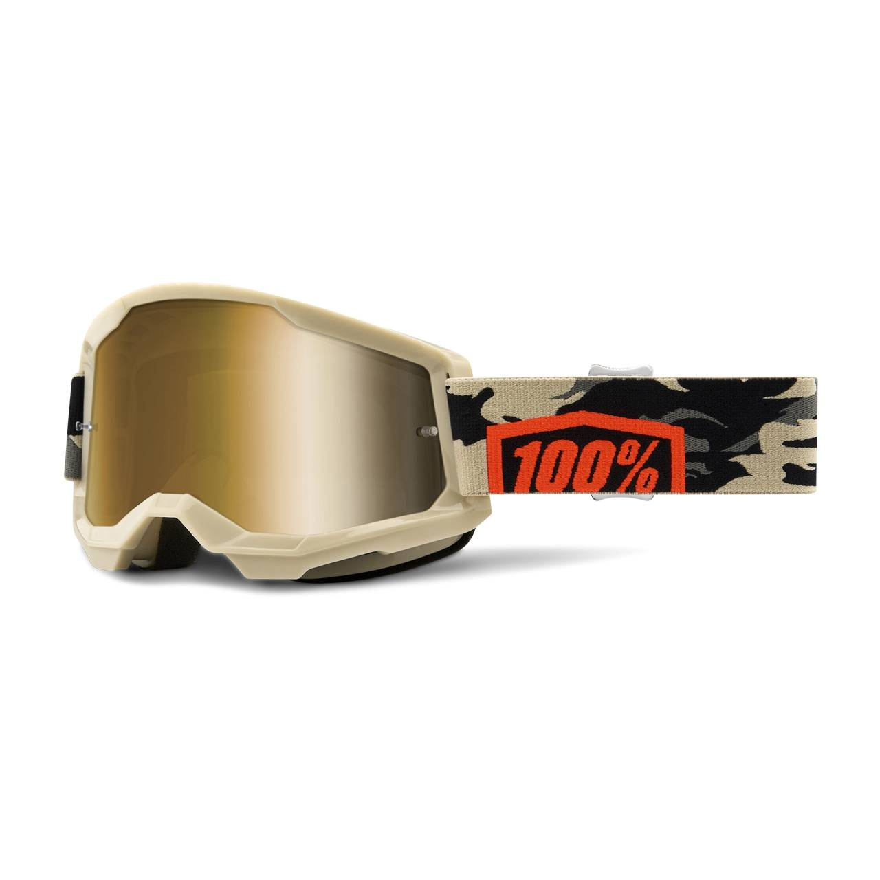 100% Masque Cross 100% Strata 2 Kombat Camouflage