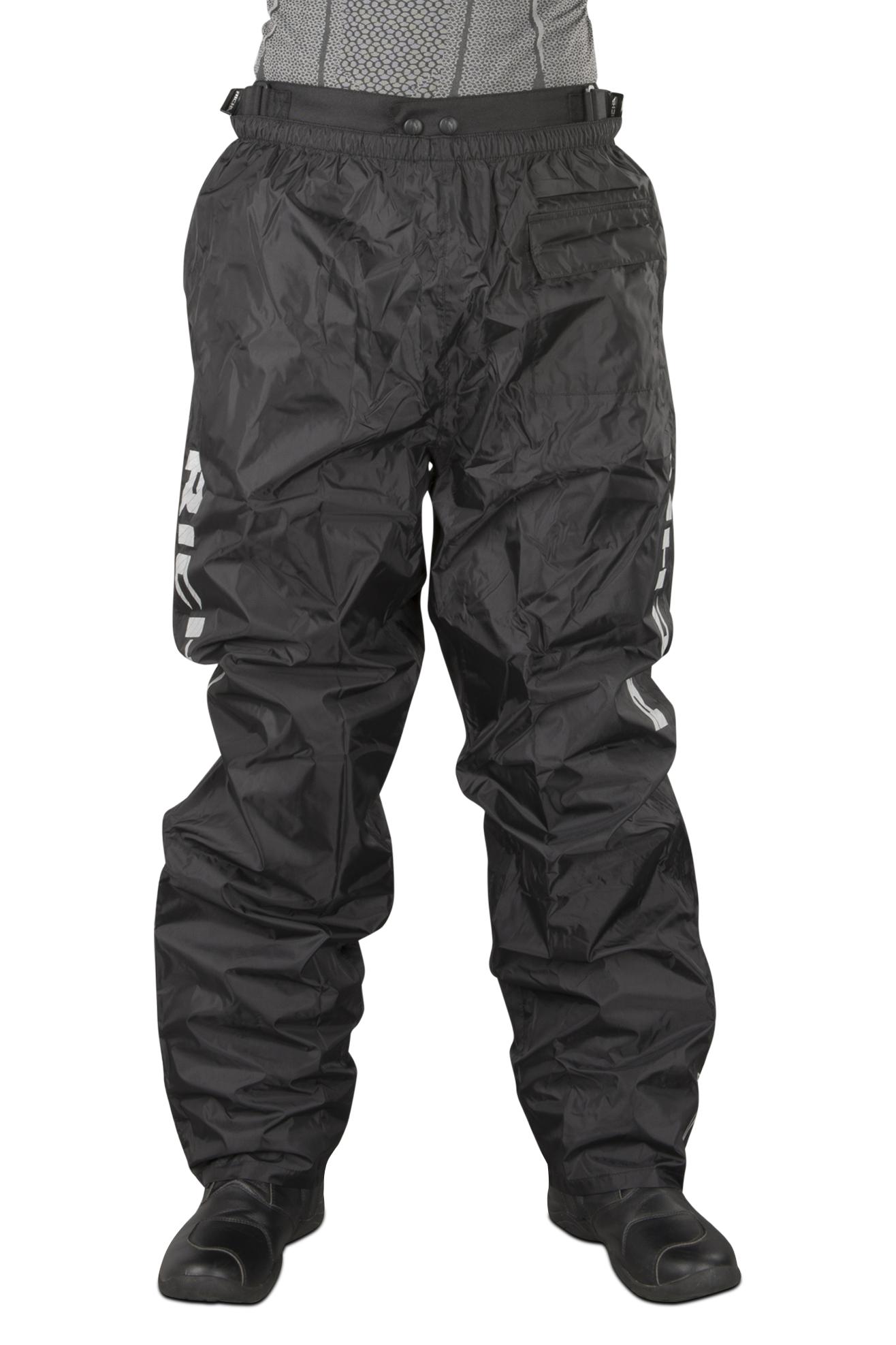 Richa Pantalon Imperméable Richa Rainwarrior Noir XS