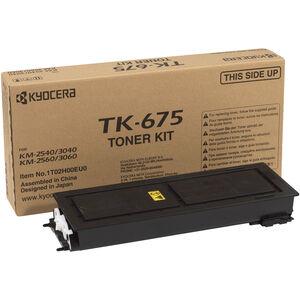 KYOCERA Toner Kyocera Noir pour KM-2540/2560/3040/3060 20 000 pages pour imprimante KYOCERA KM-2560 - TK-675