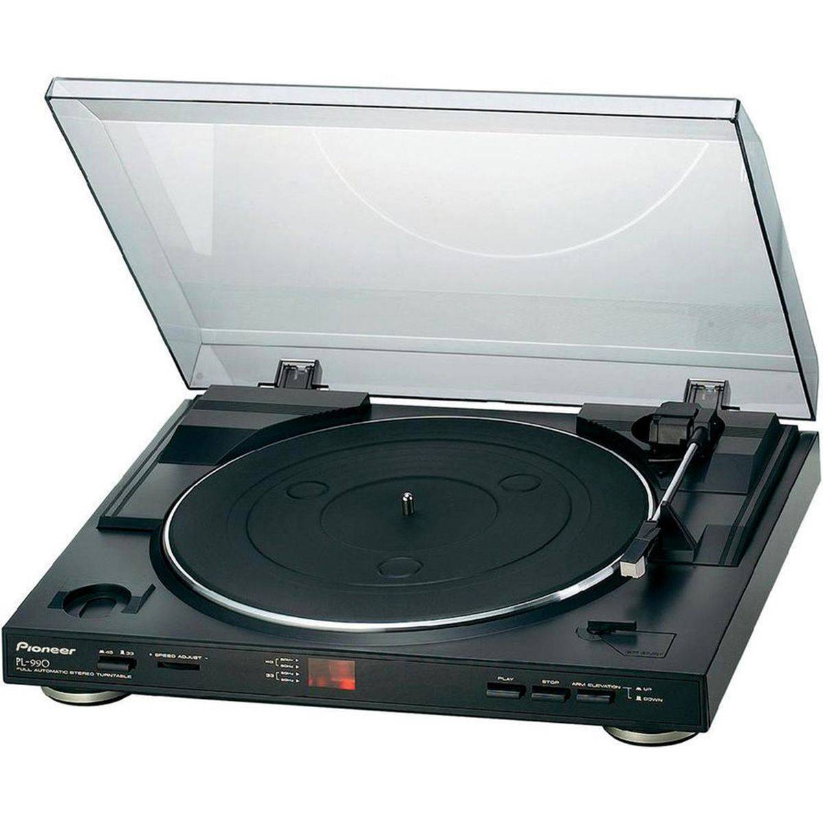 Pioneer Platine disque entraînement courroie PL990 - PIONEER