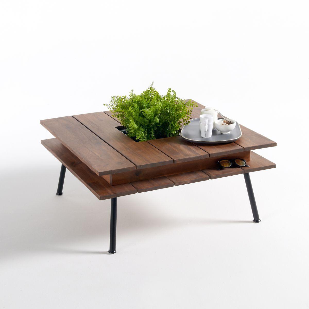 La Redoute Table basse double plateau Chesnut - LA REDOUTE INTERIEURS